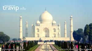 Đền Taj Mahal ở Agra