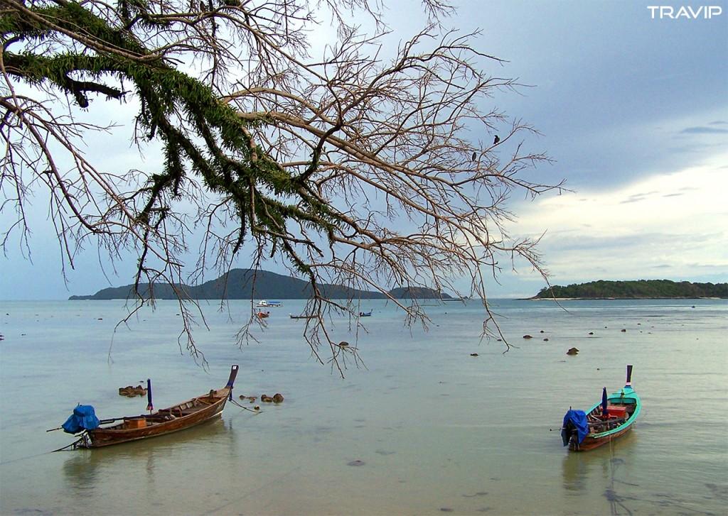 Phuket, 10 tháng sau trận sóng thần. Ảnh: Travip