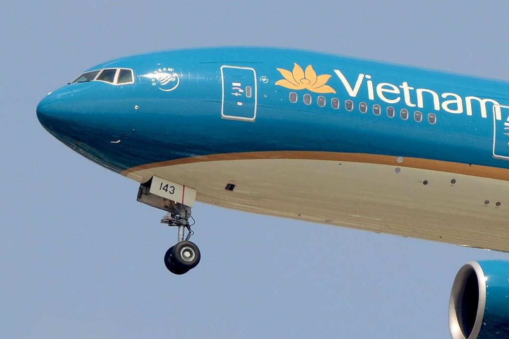 Ảnh: Long Ethan @ Vietnam Air Spotter