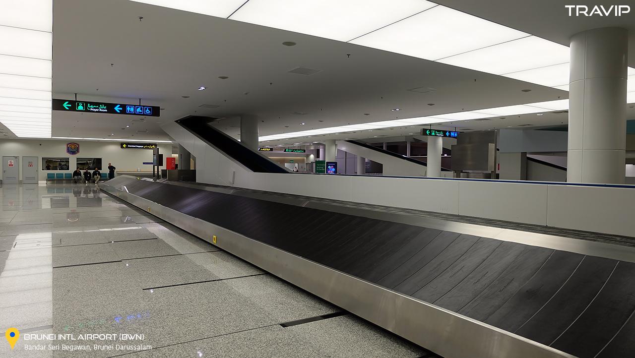 Sân bay Brunei