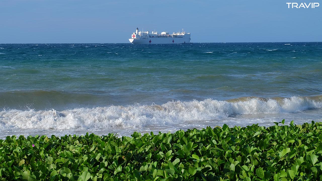 Bờ biển Dili.