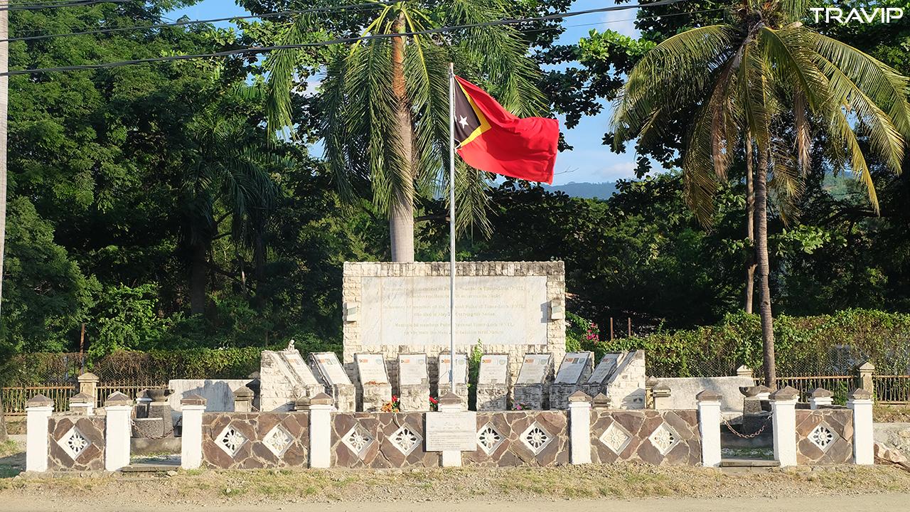 Nghĩa trang tưởng niệm những cảnh sát hy sinh trong cuộc chính biến tháng 5-2006.