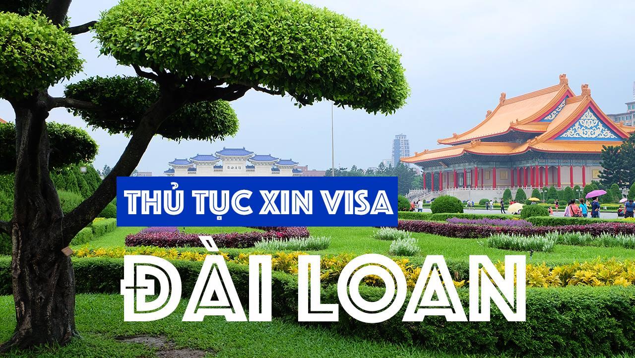 Kết quả hình ảnh cho visa đài loan