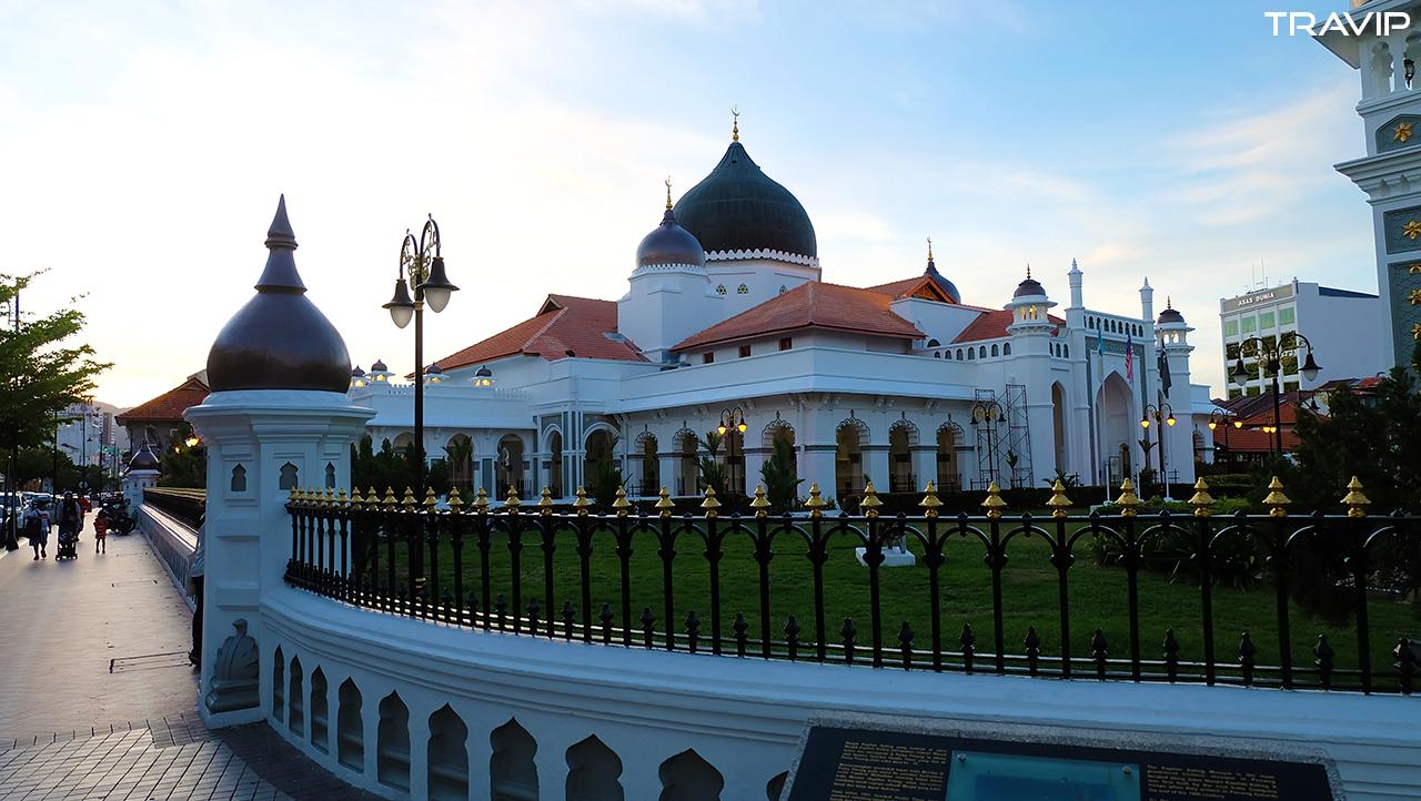 Thánh đường Hồi giáo ở Georgetown.